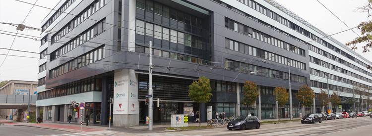 BHAG Wien Standort