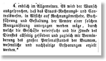 Auszug aus altem Text