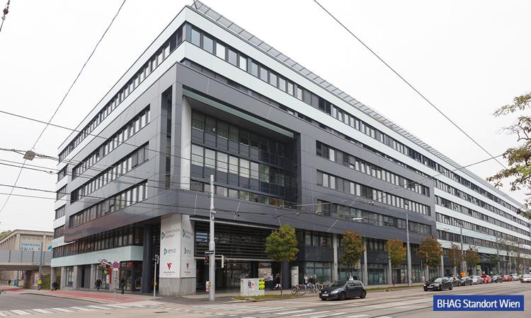BHAG Standort Wien