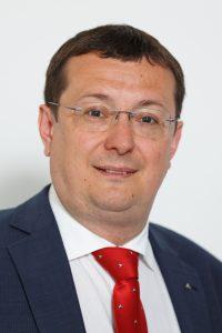Andreas Böhm, Abteilungsleiter Infrastruktur