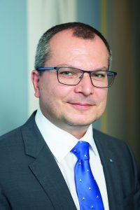 Georg Lachmayer, Abteilungsleiter Unternehmenssteuerung